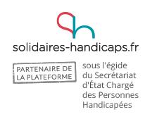 Partenaire de la plateforme solidaires-handicaps.fr